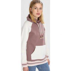 Bluzy rozpinane damskie: Burton INDIE CRUSH NECK Bluza twilight mauve