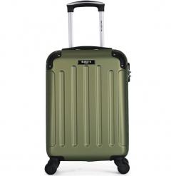 """Walizka """"Madrid"""" w kolorze khaki - 45 x 35 x 20 cm. Brązowe walizki marki Hero & BlueStar, z materiału. W wyprzedaży za 115,95 zł."""