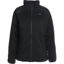 The North Face VENTRIX Kurtka Outdoor black/black. Różowe kurtki damskie turystyczne marki The North Face, m, z nadrukiem, z bawełny. W wyprzedaży za 449,50 zł.