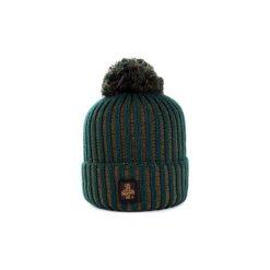 Czapki Refrigiwear  B32600. Zielone czapki zimowe męskie Refrigiwear. Za 222,60 zł.