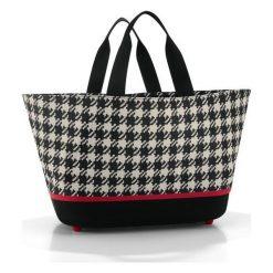 Torba Shoppingbasket Fifties Black. Czarne torby na laptopa marki Reisenthel. Za 159,00 zł.