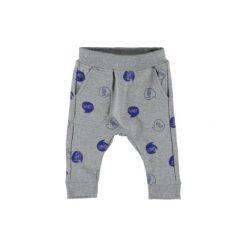 Name it Boys Spodnie Dalton grey melange. Szare spodnie chłopięce Name it, z bawełny. Za 69,99 zł.