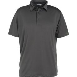 Koszulki sportowe męskie: Ziener CANOT MAN Koszulka polo dark raven