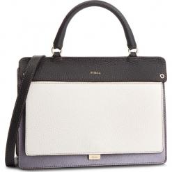 Torebka FURLA - Like 998438 B BLI2 Q12 Color. Białe torebki klasyczne damskie Furla, ze skóry, zdobione. Za 1470,00 zł.