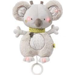 Maskotka z pozytywką i LED Koala 26 cm (64025). Szare przytulanki i maskotki marki FEHN. Za 89,73 zł.