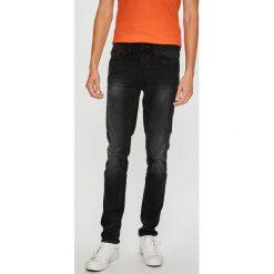 Blend - Jeansy Jet. Niebieskie jeansy męskie relaxed fit Blend, z aplikacjami, z bawełny. Za 169,90 zł.