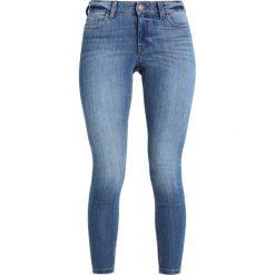 Miss Selfridge SOFIA Jeans Skinny Fit blue. Niebieskie rurki damskie Miss Selfridge. Za 169,00 zł.