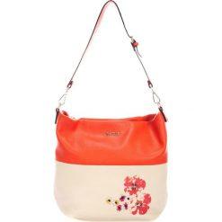 Torebki klasyczne damskie: Skórzana torebka w kolorze różowym – (S)40 x (W)30 x (G)12 cm