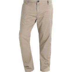 Chinosy męskie: BAD RHINO BASIC Spodnie materiałowe stone