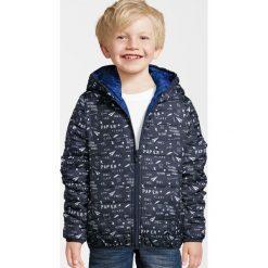 IKKS CARGO JACK Kurtka zimowa navy/bleu electric. Niebieskie kurtki dziewczęce IKKS, na zimę, z materiału. W wyprzedaży za 213,85 zł.