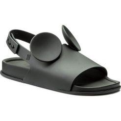 Rzymianki damskie: Sandały MELISSA – Beach Slide Sandal + D 32297 Black 01003