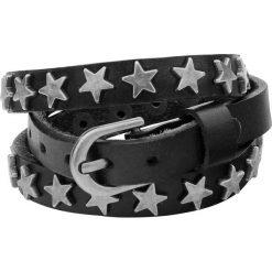 Biżuteria i zegarki: Rocking Stars Bransoletka skórzana standard