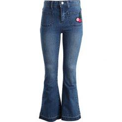 Sonia Rykiel AUGUSTINE Jeansy Dzwony bleu moyen. Niebieskie spodnie chłopięce Sonia Rykiel, z bawełny. Za 379,00 zł.