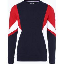 Bejsbolówki męskie: Tommy Jeans - Męska bluza nierozpinana, czerwony