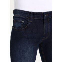 INDICODE JEANS PITTSBURG Jeansy Slim Fit dark blue. Niebieskie rurki męskie INDICODE JEANS. Za 129,00 zł.
