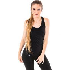 Bluzki damskie: 4f Koszulka damska czarna r. S
