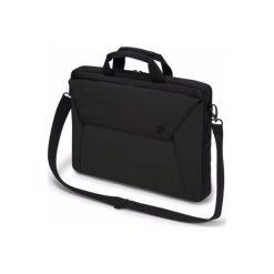 Slim Case EDGE 14-15.6 (D31209) Czarny Torba na laptopa DICOTA. Czarne torby na laptopa marki Dicota, w paski. Za 189,00 zł.