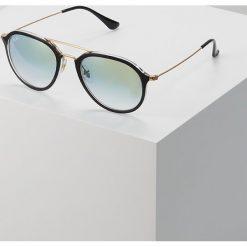 RayBan Okulary przeciwsłoneczne black. Czarne okulary przeciwsłoneczne damskie aviatory Ray-Ban. Za 679,00 zł.