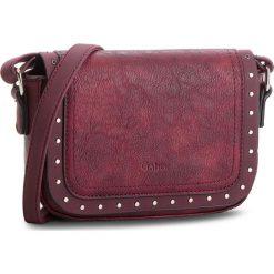 Torebka GABOR - 7903-48 Bordowy. Czerwone torebki klasyczne damskie Gabor, ze skóry ekologicznej, zdobione. W wyprzedaży za 169,00 zł.