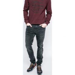 Pepe Jeans - Jeansy Finsbury. Szare jeansy męskie skinny marki Pepe Jeans. W wyprzedaży za 269,90 zł.