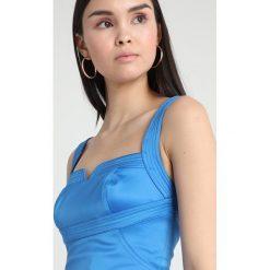 Sukienki hiszpanki: Karen Millen DRESS Sukienka koktajlowa blue