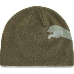 Czapka PUMA - Big Cat Beanie 052925 64 Forest Night/Big Cat. Zielone czapki męskie Puma, z bawełny. Za 59,00 zł.