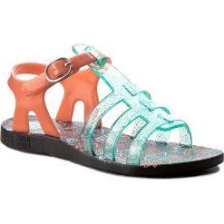 Sandały dziewczęce: Sandały GIOSEPPO – Azart 38098-02 Black/Peach
