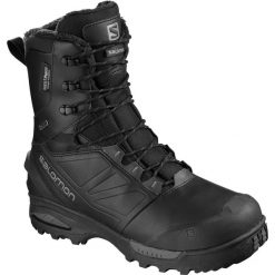 Buty trekkingowe męskie: Salomon Buty zimowe męskie Toundra Pro CSWP Black/Black/Magnet r. 44 2/3 (404727)