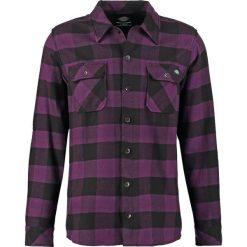 Koszule męskie na spinki: Dickies SACRAMENTO Koszula plum