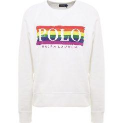 Polo Ralph Lauren Bluza white. Białe bluzy rozpinane damskie Polo Ralph Lauren, xs, z bawełny. Za 549,00 zł.