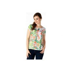 Bluzki damskie: bluzka damska klasyczna we wzory