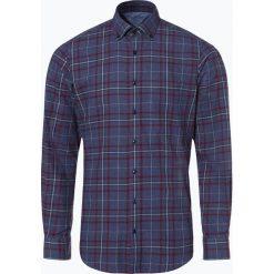 Andrew James - Koszula męska, niebieski. Niebieskie koszule męskie na spinki Andrew James, l, z bawełny, button down. Za 129,95 zł.