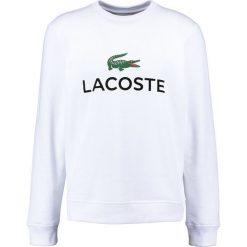 Swetry męskie: Lacoste Bluza weiss