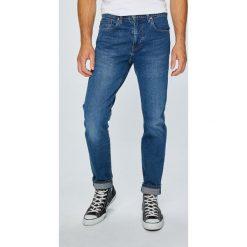 Levi's - Jeansy 502. Szare jeansy męskie regular Levi's®. Za 369,90 zł.