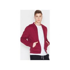 Bluza V004 Bordo. Czerwone bluzy męskie marki KALENJI, m, z elastanu, z długim rękawem, długie. Za 149,00 zł.