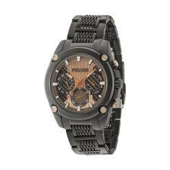 Biżuteria i zegarki: Police PL.14543JSB/02M - Zobacz także Książki, muzyka, multimedia, zabawki, zegarki i wiele więcej