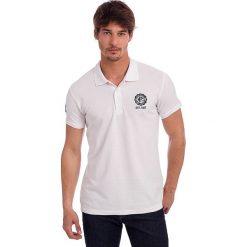 T-shirty chłopięce z krótkim rękawem: Koszulka polo w kolorze białym