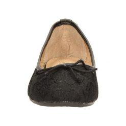 Baleriny damskie ażurowe: BALERINY CASU MB-6281