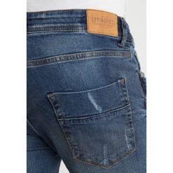 Springfield CLARO Jeans Skinny Fit blues. Niebieskie rurki męskie Springfield. Za 169,00 zł.