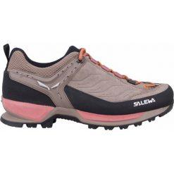 Buty trekkingowe damskie: Salewa Buty damskie WS Mountain Trainer Walnut/Rose Brown r. 37 (63471-7510)