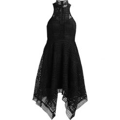 Sukienki hiszpanki: Love Triangle AMELIE ASYMMETRIC DRESS Sukienka koktajlowa black