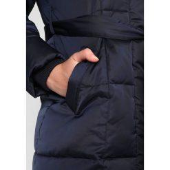 Płaszcze damskie pastelowe: Evans SHAWL COLLAR COAT Płaszcz zimowy navy