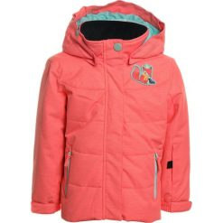 Roxy ANNA Kurtka snowboardowa neon grapefruit. Czerwone kurtki dziewczęce sportowe Roxy, z materiału, narciarskie. W wyprzedaży za 439,20 zł.