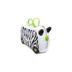 Walizki: trunki Jeżdżąca walizeczka – Zebra Zimba