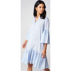 Sukienki hiszpanki: 2NDDAY Sukienka View – Blue