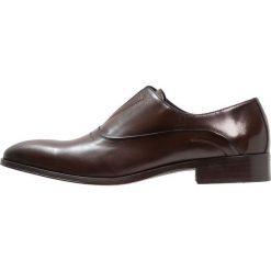 Buty wizytowe męskie: Brett & Sons Eleganckie buty tabaco