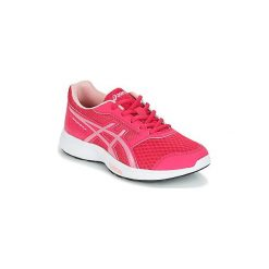 Buty do biegania Dziecko Asics  STORMER 2 GS. Czerwone buty sportowe chłopięce Asics. Za 161,10 zł.