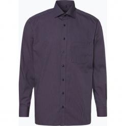 Eterna Modern Fit - Koszula męska – niewymagająca prasowania, szary. Szare koszule męskie non-iron Eterna Modern Fit, m, w kratkę. Za 149,95 zł.
