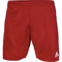 Adidas Spodenki męskie Parma 16 czerwone r. M (AJ5887). Białe spodenki sportowe męskie marki Adidas, l, z jersey, do piłki nożnej. Za 65,97 zł.