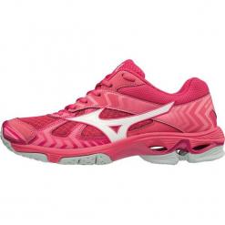 Mizuno Buty Do Siatkówki Damskie Wave Bolt 7 Azalea Wht Camelliarose 41.0. Różowe buty do fitnessu damskie marki Mizuno. Za 449,00 zł.